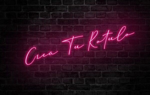 Letras de neon baratas