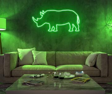 Neón - Rinoceronte
