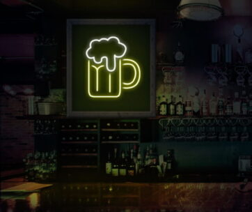 Neón - Cerveza 🍺