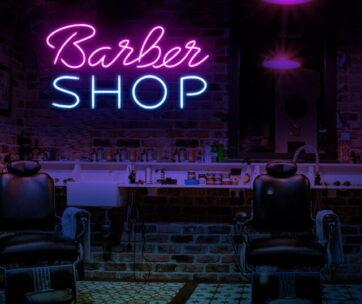 Neón - Barber shop 💈 (Barbería)