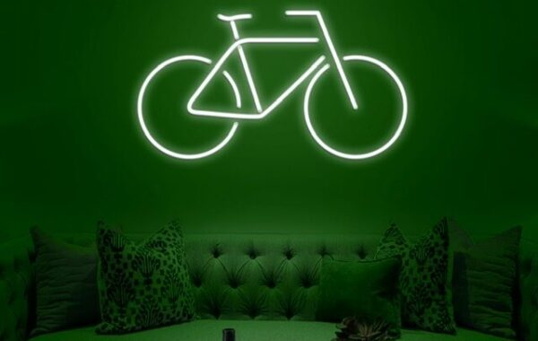 Bike neon