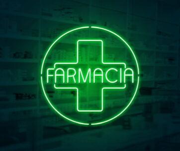 Neón - Farmacia