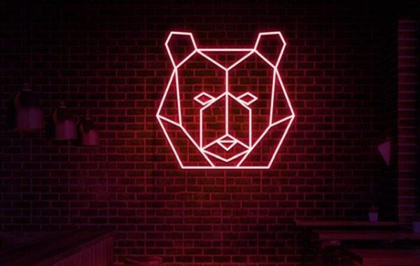 Neon geométrico
