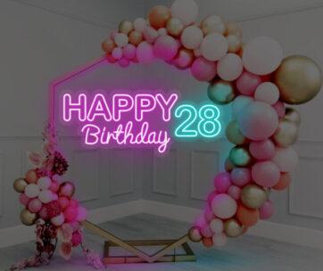 Alquiler -Happy Birthday