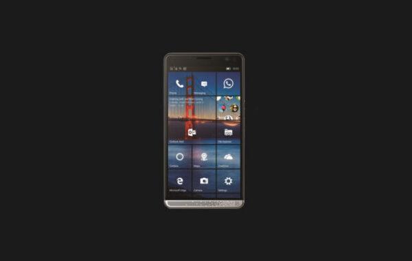 Microsoft HP Elite X3